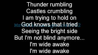 Katy Perry - Wide Awake (Lyrics) *HQ AUDIO*