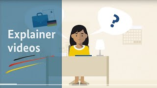 Explainer video - Job application (ENGLISH)