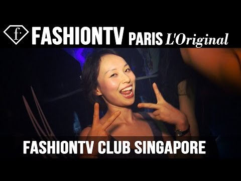 Party at fashiontv Club Singapore