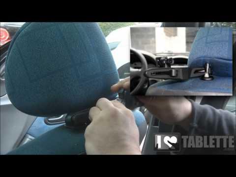 Support Tablette Tactile Pour Voiture Support Voiture Pour Ipad et