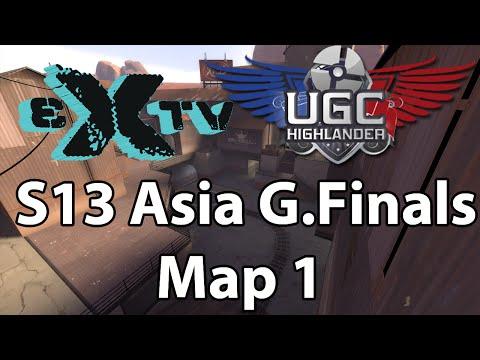eXtv: UGC Asia - S13 GF Map1