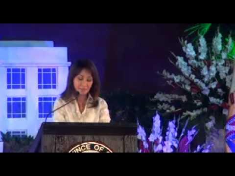 Cebu Gov.  Gwen Garcia's State of the Province Address