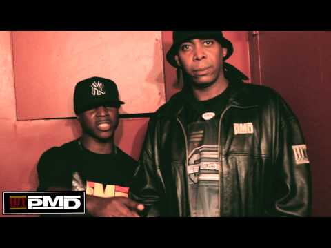 PMD of EPMD and SVP of A&R at Hit Squad Music Group Daniel Azure Video Drop for #BOTS2