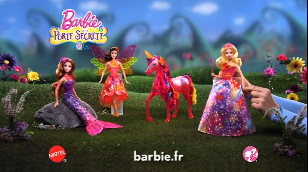 Barbie et la porte secr te youtube - Barbie et la porte secrete film complet ...