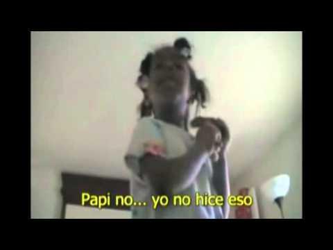 Video de niña que espió a sus padres arrasa en la web