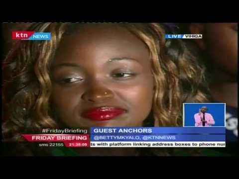 Guest anchor: Alice Kamunge- ‎National Executive Director at Miss Tourism Kenya