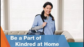 Be a Part of Kindred at Home