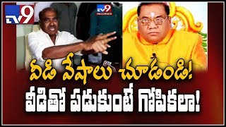 JC Diwakar Reddy attacks Prabodhananda