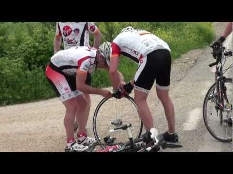 Warren Smith - 24th April 2012 Blog - Cycle Slam day 2 - Greece.mp4