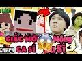 GIẤC MỘNG CA SĨ - VANH LEG PHIÊN BẢN MINECRAFT thumbnail