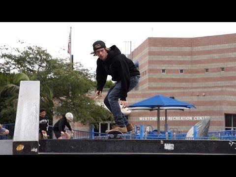 Jeff Dechesere skating Westchester