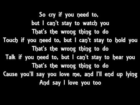 Drake feat. Stevie Wonder - Doing It Wrong (LYRICS on screen)