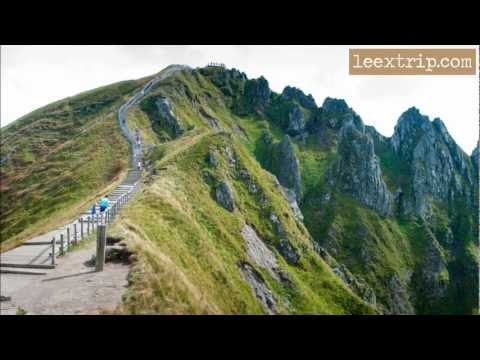 Découverte du Massif Central, Cantal, Auvergne (with English subtitles) - LeeX Trip