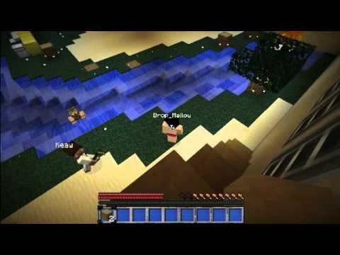 Minecraft คำสาปฟาโรห์ Part3_BDG TV