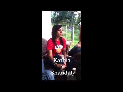 Kathia y Shandaly Para verte a ti
