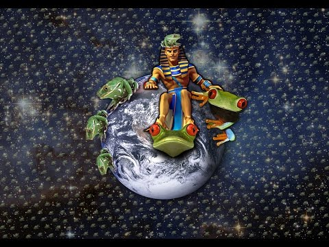 Temple Talk Radio: Pharaoh, and the Master Manipulators of Modern Times