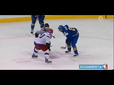 1/2 Final RUSSIA - SWEDEN 3:1 █ IIHF WC 2014 Goals █ Россия Швеция Голы ЧМ финал
