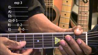 How To Play Your Very First BLUES GUITAR SOLO Part 2 EricBlackmonMusicHD BIB