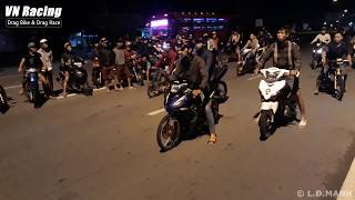 DRAG BIKE STREET RACING VIETNAM 2017 (NEW HOT) !!!