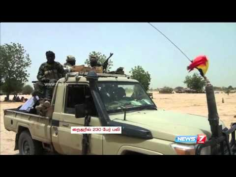 Nigeria military and Boko Haram engages in fierce battle, kills 230
