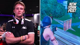This dude got a scholarship to play 'Fortnite'
