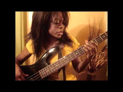 Betty Wright -tonight Is The Night (bass Line -tutorial) video