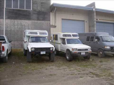 LOCAM 4x4 TOYOTA CHINOOK BUILD PART 1 SIZING IT UP PROJECT STEP BY STEP