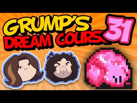 Grump's Dream Course: Kirby's Waterpark - PART 31 - Game Grumps VS