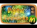 GOODBYE PAPUTOK ! HD ( fireworks visual & sound effects for 11 minutes! )