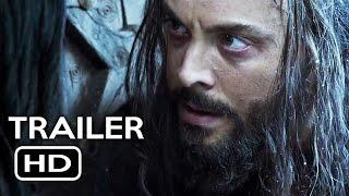 Ben-Hur Official Trailer #1 (2016) Jack Huston, Morgan Freeman Biblical Movie HD