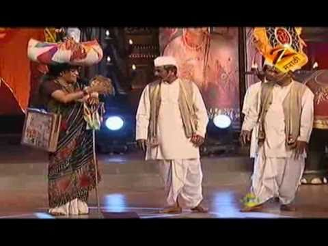 Marathi Paul Padte Pudhe Feb. 21 '11 - Niranjan Bhakre & Group video