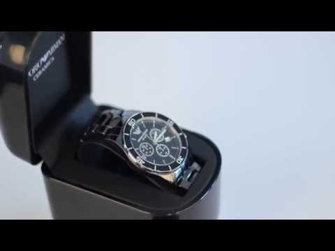 Emporio armani ceramic watch review