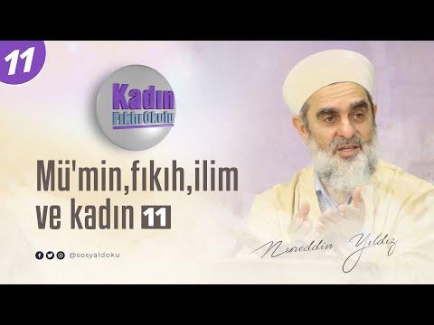 11-Kad�n F�kh� Okulu M�min,f�k�h,ilim ve kad�n  - Nureddin YILDIZ - Sosyal Doku Vakf�