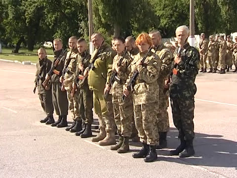 """Із добровольців - у регулярну армію: """"Карпатська Січ"""" тепер частина 93-ї ОМБ"""