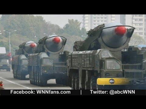 North Korea Moves Missile to Coast