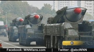 North Korea Moves Missile to Coast