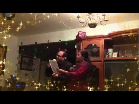 Tujhe Dekha Toh Yeh Jana Sanam(Karaoke Singing)
