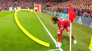+21 Beautiful Goals Of Absurd Angles