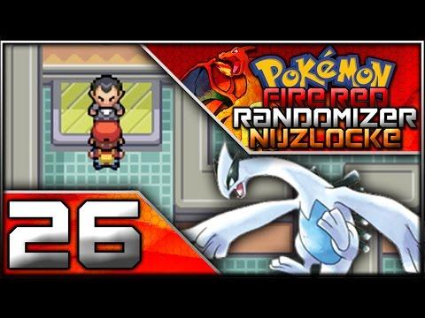 Pokémon FireRed Randomizer Nuzlocke 26 -