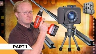 DIY Automated Motion: Motorized Camera Dolly Part 1