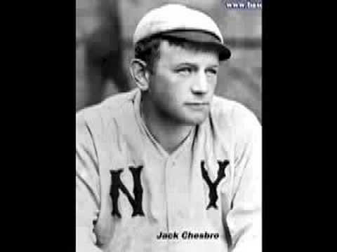 "A slideshow featuring pictures of baseball stars from 1900-1920. The soundtrack is clips from Lawrence Ritter's interviews with ""Wahoo"" Sam Crawford, Hans Lo..."