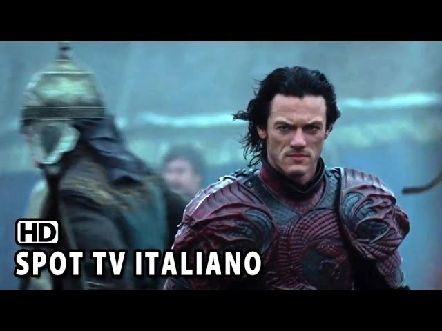 Dracula Untold Spot Tv Italiano 'La leggenda ha inizio' (2014) - Luke Evans Movie HD
