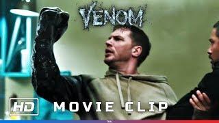 VENOM – 'Eddie Brock vs  Repo Men' Movie Clip [HD]
