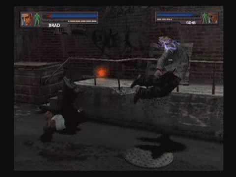 ?? assim que o modo Tekken Force deveria ter sido