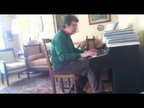 Education sentimentale - Maxime Le Forestier - Piano