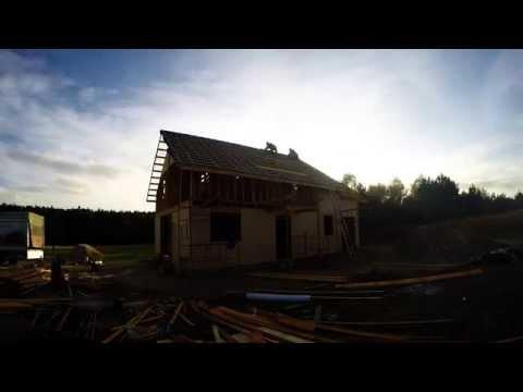 osmolice budowa domu szkieletowego RAMZA