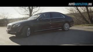 BMW 750Ld és Mercedes-Benz S 400 d Lang összehasonlító