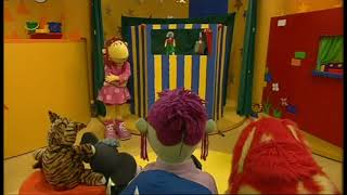 TWEENIES It's Messy Time Part 5 in 6