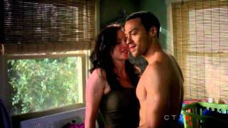 Jackson and Lexie 7x17 Scenes - Grey's Anatomy