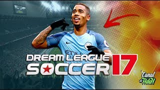 DREAM LEAGUE SOCCER 17 - COMPRANDO O MITO GABRIEL JESUS